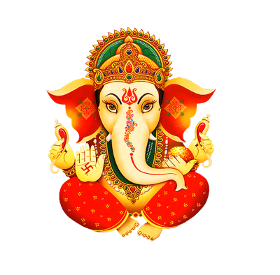 Lord Ganesh Png Picture With Transparent Clipart