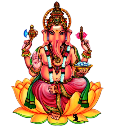 Sri Ganesh Png Images Transparent Backgound