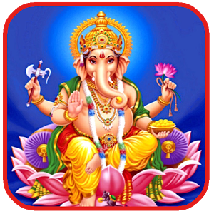 Sri Ganesh Png Transparent Png Image Icon
