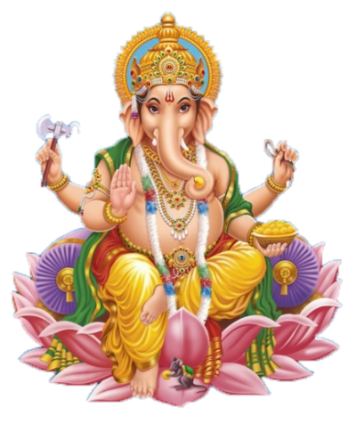 sri ganesh transparent png images