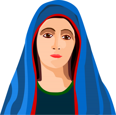 Blessed Virgin Mary Png Clipart PNG Images