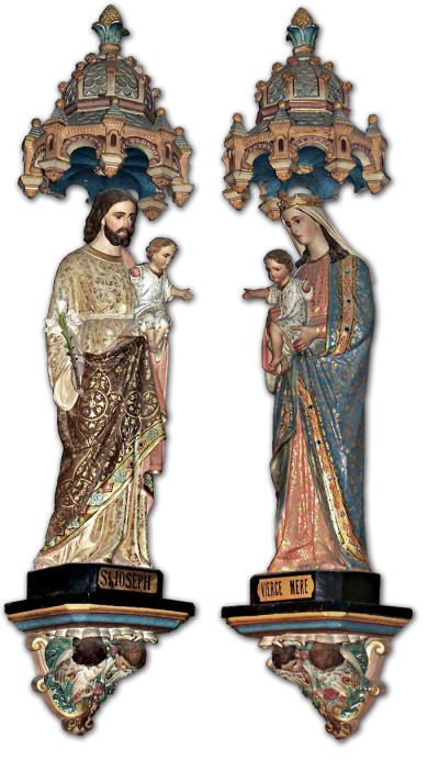 Mary Magdalene Church Statues Page Pictures