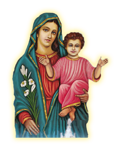 St. Mary, Mother Of Jesus Pictures PNG Images