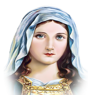 St. Mary, Mother Of Jesus Png PNG Images