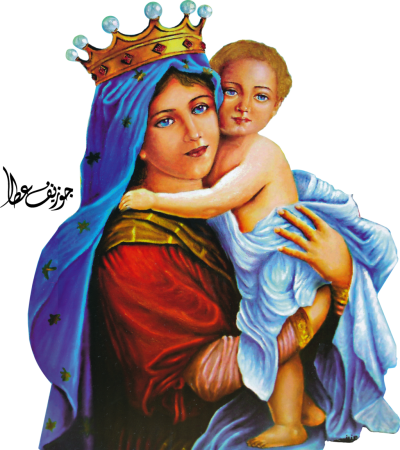 St. Mary, Mother Of Jesus Transparent PNG Images