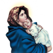 St. Mary, Mother Of Jesus Transparent Images   PNG Images