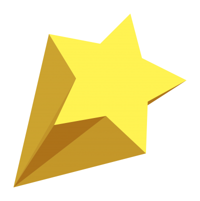 Star Clipart PNG Icon