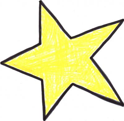 Star Clipart Background PNG Images