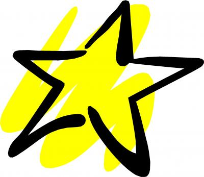 Star Clipart Transparent 6 PNG Images