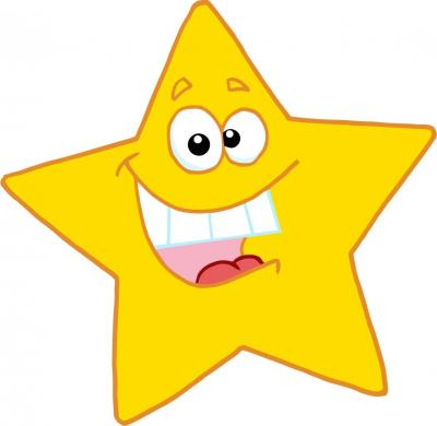 Star Cartoon Clipart Photos