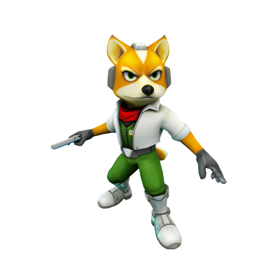 Star Fox Free Cut Out PNG Images