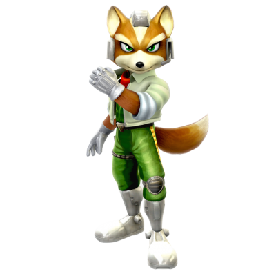 Star Fox Icon Clipart
