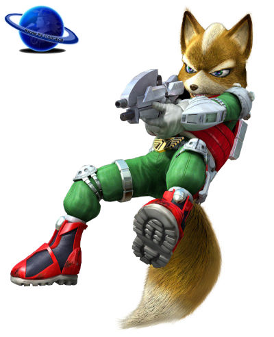 Star Fox Image Transparent