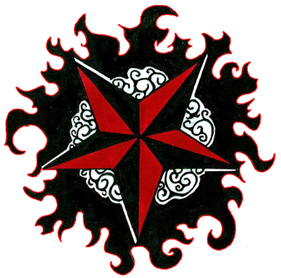 Star Tattoos PNG Picture PNG Images