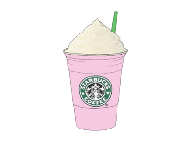 Starbucks Cut Out Png PNG Images