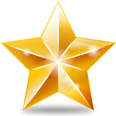Stars Clipart Photo PNG Images