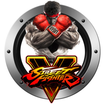 Street Fighter Transparent PNG Images