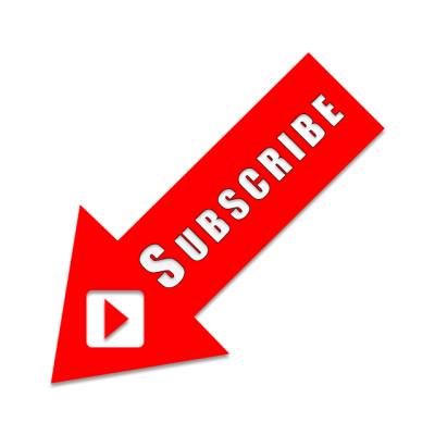 Subscribe Arrow Transparent Image PNG Images
