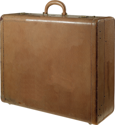 Suitcase Cut Out PNG Images