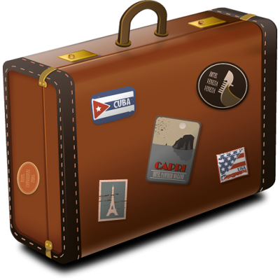 Suitcase Free Transparent PNG Images