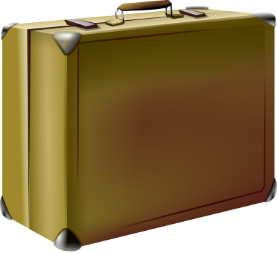 Suitcase Icon Clipart 6 PNG Images