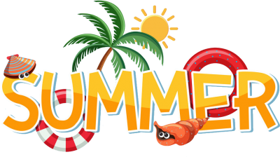 Yellow Summer Holidays Clipart Transparent Free Download PNG Images