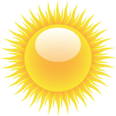 Sun Clip Art At Image PNG Images
