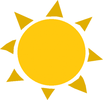Sun Clipart PNG Images