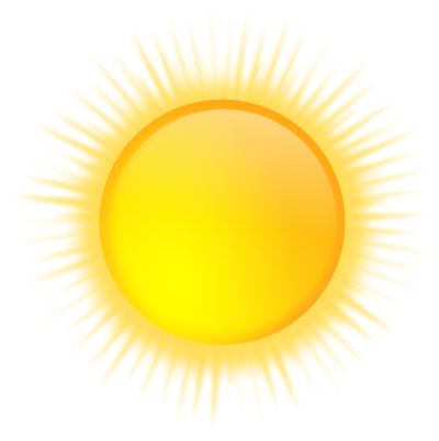 Sun Icon Clipart Png PNG Images
