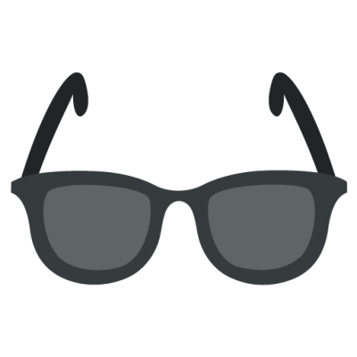 Sunglasses Emoji Clipart Photo