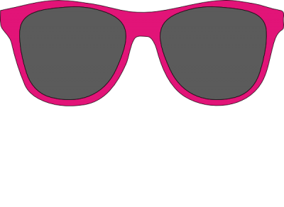 Neon Sunglasses Png PNG Images