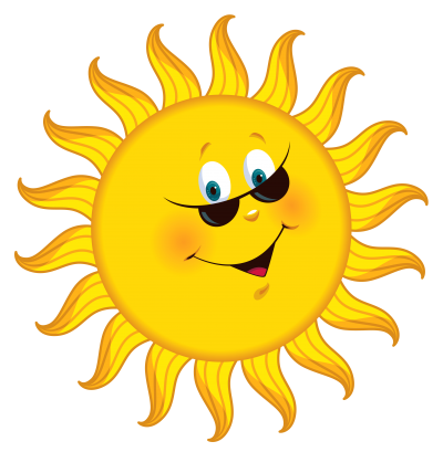 Sunshine Transparent Background PNG Images