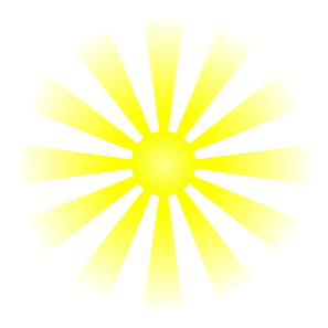 Sunshine Transparent Picture PNG Images