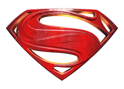 Superman Logo Simple PNG Images