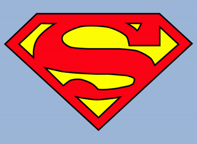 Superman Logo High Quality PNG