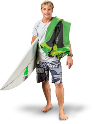 Surfing Man Free Cut Out PNG Images