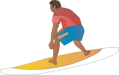 Surfing Free Transparent PNG Images