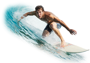 Surfing Summer Sea PNG PNG Images