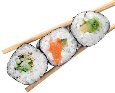Sushi Background PNG Images