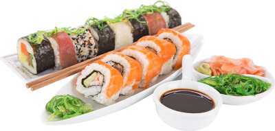 Sushi Roll PNG PNG Images