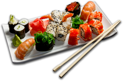 Sushi Food Picture PNG Images