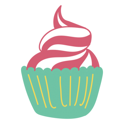 Cupcake Sweet Food Dessert Transparent Png PNG Images