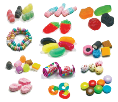 Love The Candy Sweetie Tables Pictures PNG Images