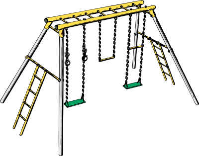 Swing Transparent Picture PNG Images