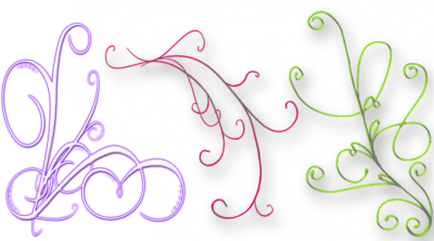 Swirls Clipart File PNG Images