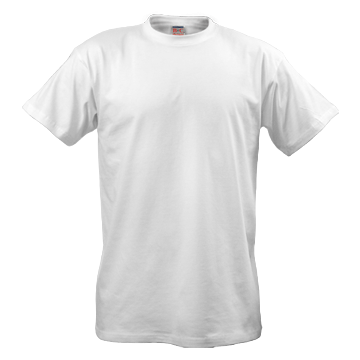 White Elegant T Shirt Cut Out Png PNG Images