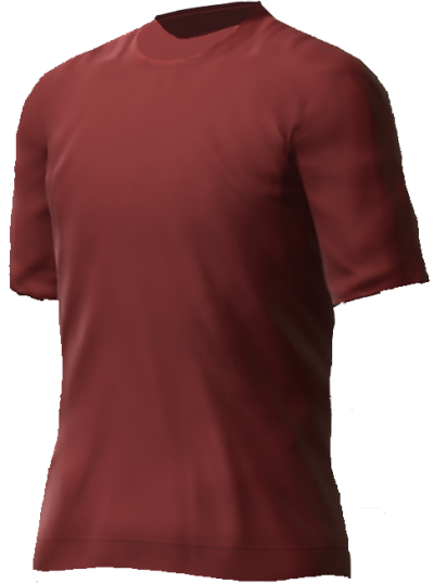 Clared RedT Shirt Image PNG Images