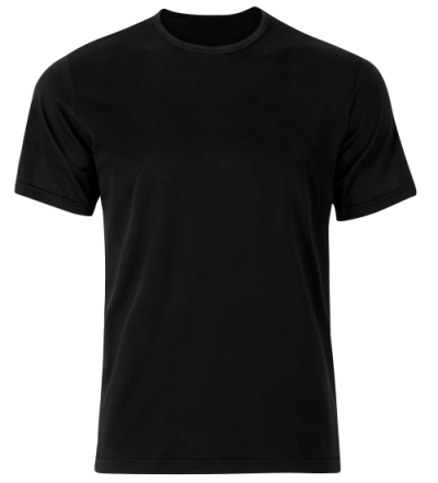 Black Man T Shirt Picture