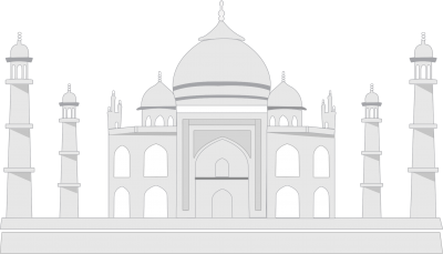 Taj Mahal Wonderful Picture Images PNG Images