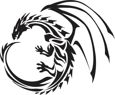 Dragon Tattoos Transparent Images